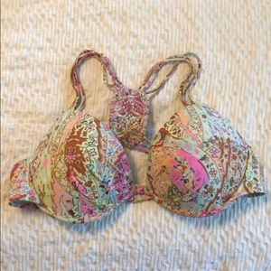 Victoria Secret Bathing suit push up top